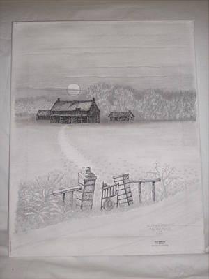 Deep South2 Art Print by William Deering