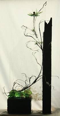 Defrost Art Print by Mariann Taubensee