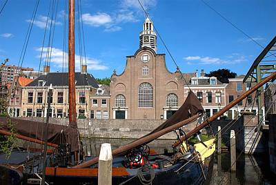 Photograph - Delfshaven by Steven Richman