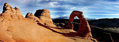 Photograph - Delicate Arch by Joe  Palermo