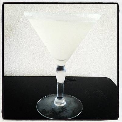 Martini Wall Art - Photograph - Delicious Chill by Rose Champagne