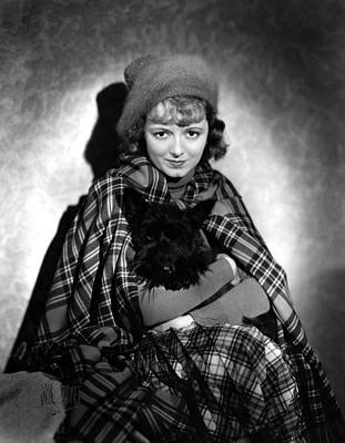 Gaynor Photograph - Delicious, Janet Gaynor, 1931 by Everett