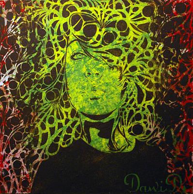 Delusional Art Print by Martin DawiDs