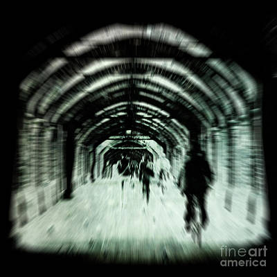 Warped Photograph - Delusions by Andrew Paranavitana