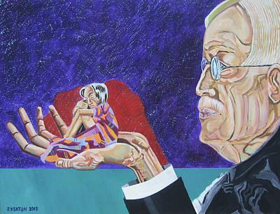 Dementia Art Print by John Keaton