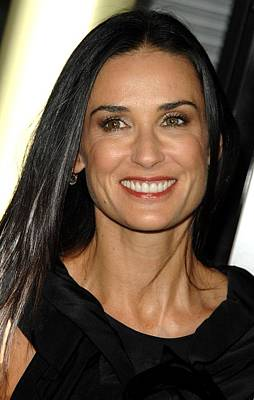 Demi Moore Photograph - Demi Moore At Arrivals For Sorority Row by Everett
