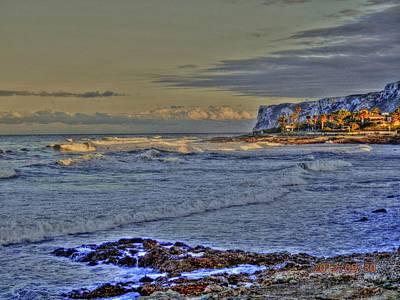 Denia Photograph - Denia Alicante Spain by Jose Ginestar