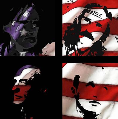 Dennis Hopper Digital Art - Dennis Hopper Tribute by Steve K