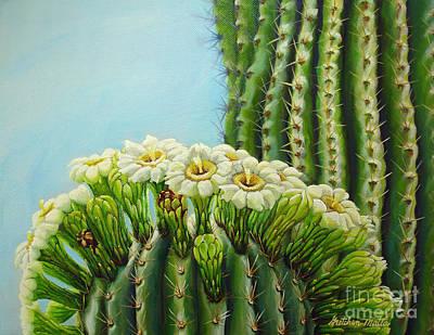 Painting - Desert Crown by Gretchen Matta