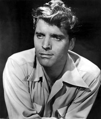 1947 Movies Photograph - Desert Fury, Burt Lancaster, 1947 by Everett
