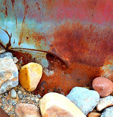 Photograph - Desert Still Life by Diane montana Jansson