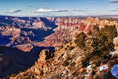 South Kaibab Photograph - Desert View I by James Marvin Phelps
