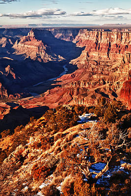 South Kaibab Photograph - Desert View II by James Marvin Phelps
