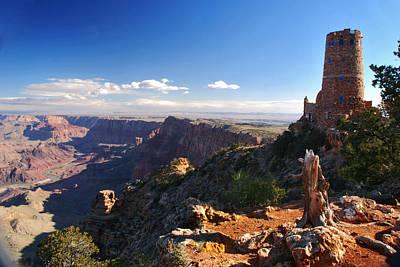 Jeka World Photograph - Desert View by Jeff Rose