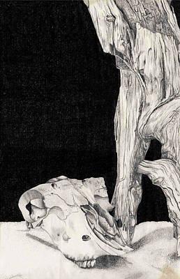 Deserted Art Print
