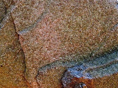 Photograph - Designs By Nature - Fp2 - Rocks by Felix Zapata