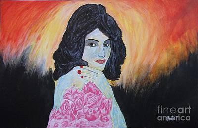 Painting - Desire by Hari Om Prakash