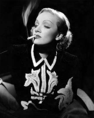 P-g Photograph - Desire, Marlene Dietrich, 1936 by Everett