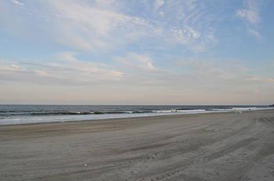 Photograph - Desolate Beach by Joe  Burns