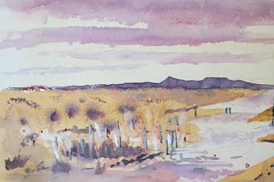 Desolation Art Print by Harold Kimmel