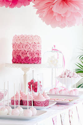 Dessert Table Art Print
