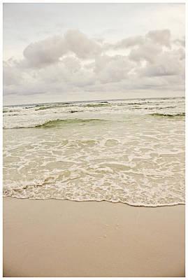 Destin Beach Art Print by Tiffany Zumbrun