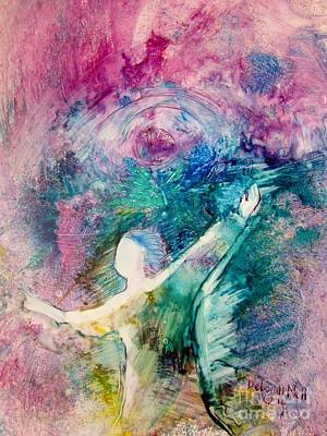 Destiny Painting - Destiny by Deborah Nell