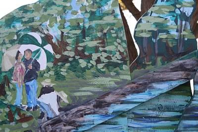 Detail Of Spring 1 Art Print
