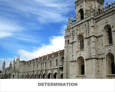 Photograph - Determination Motivational by John Shiron