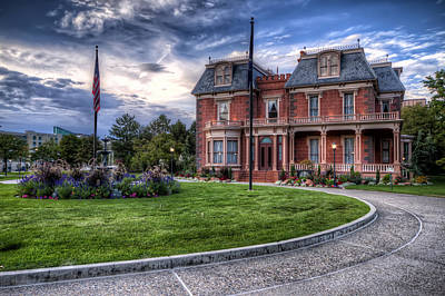 Photograph - Devereaux Mansion by Brad Granger