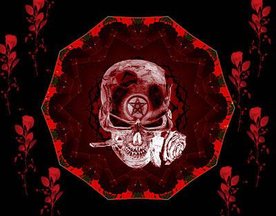 Digital Art - Devils Advocate by Michael Damiani