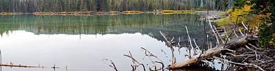 Devil's Lake Art Print by Twenty Two North Photography