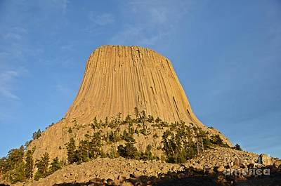 Photograph - Devils Tower by Cassie Marie Photography