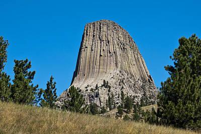 Devils Tower Wyoming -2 Original