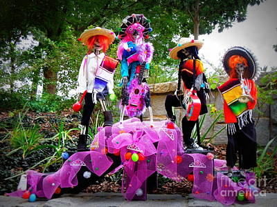 Photograph - Dia De Los Muertos 4 by Renee Trenholm