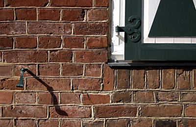 Diagonal Shadow Art Print by RicardMN Photography