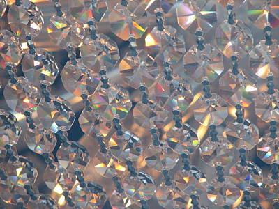 Diamonds Are A Girls Bestfriend Art Print by Shawn Hughes