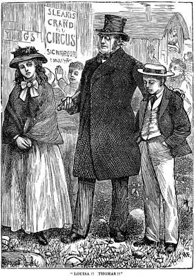Dickens: Hard Times Art Print by Granger