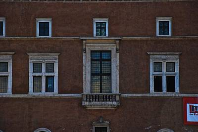 Photograph - Dictator's Balcony by Eric Tressler