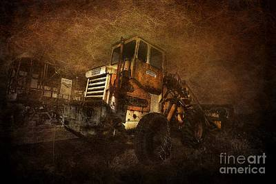 Photograph - Digger by Yhun Suarez