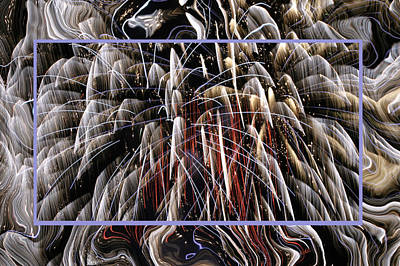 Digital Art - Dimension Iv by Gary Baird