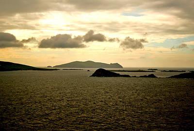 Photograph - Dingle - West by Van Corey