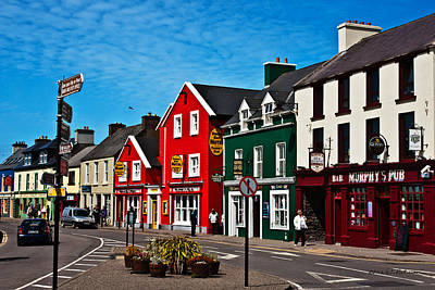 Photograph - Dingle Bay Color by Edward Peterson