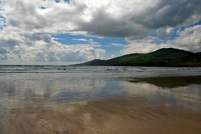 Photograph - Dingle Reflection by Van Corey
