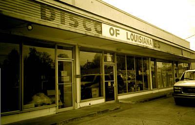 Photograph - Disco Of Louisiana by Doug Duffey