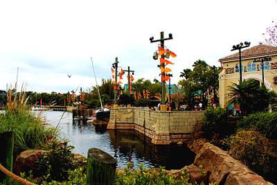 Shweta Singh Photograph - Disney Seaworld by Shweta Singh