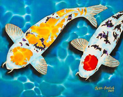 Ditsu Koi Art Print