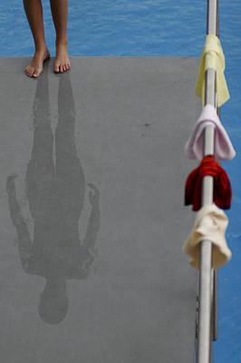 Diving Platform Original by Zombory Andras