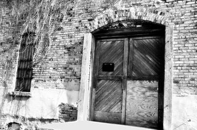 Photograph - Do Not Enter by Jan Amiss Photography