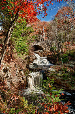 Photograph - Doane Falls by Fred LeBlanc